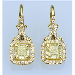 19CAI-17 DIAMOND EARRINGS
