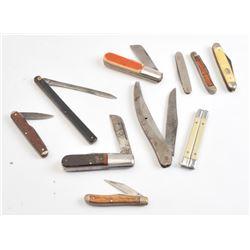 SUMLS-357 KNIFE LOT