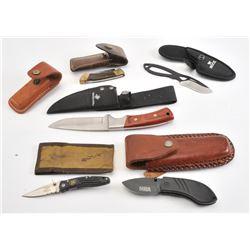SUMLS-359 KNIFE LOT