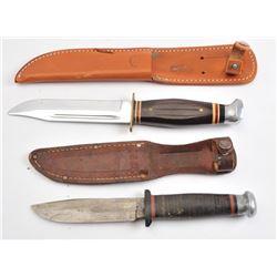SUMLS-361 FOLKS SHEATH KNIFE