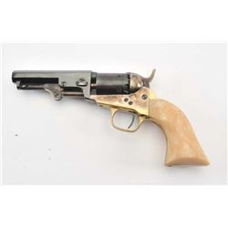 19RO-6 1849 COLT POCKET REV.