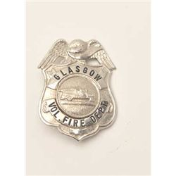 18DC-99 GLASSGOW BADGE