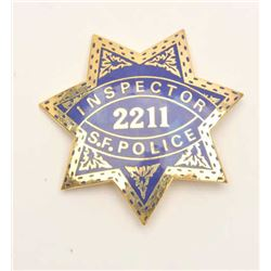 18DC-115 2211 S.F. BADGE