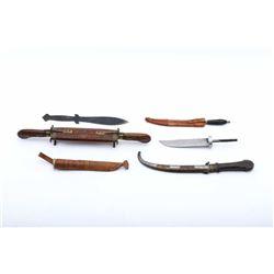 19RL-3 KNIFE LOT