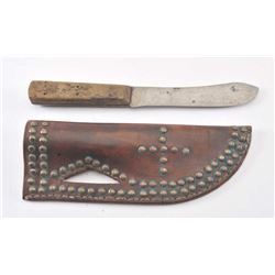 19OX- 29 REPRO TAC KNIFE AND SHEATH