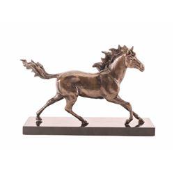 19IB-36 BRONZE HORSE