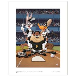 At the Plate (Pirates) by Looney Tunes