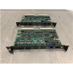 (2) OKUMA E4809-045-159-B OPUS7000 TFPBOARD