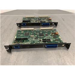 (2) OKUMA E4809-436-074-A OPUS7000 FR Board