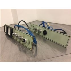 (2) Okuma Switch Panels E5405-183-455/E5403-183-949