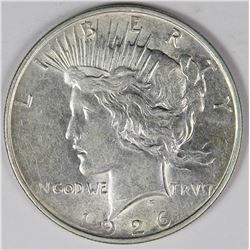 1926-D PEACE DOLLAR
