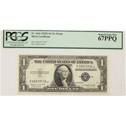 1935-G $1.00 SILVER CERTIFICATE