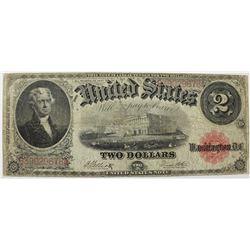 1917 $2.00 LEGAL TENDER