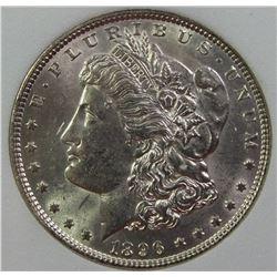 1896 MORGAN SILVER DOLLAR