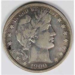 1900-O BARBER HALF DOLLAR