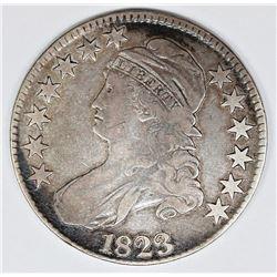 1823 BUST HALF DOLLAR