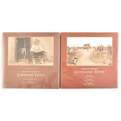 Making of Lonesome Dove & Bill Wittliff Photo Book