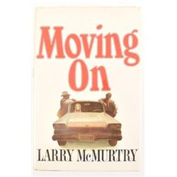 "Larry McMurty ""Moving On"" 1st Edition"