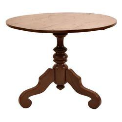 Jahn Table Early Texas Furniture New Braunfels