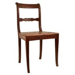 Texas Chair Pictured in The Texas Furniture Book