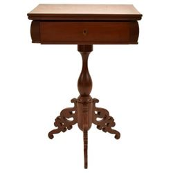 Texas Sewing Table Pictured Texas Furniture Book