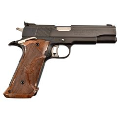 Texas Ranger Captain Jack Dean's Colt 1911