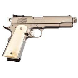Texas Ranger Captain Jack Dean's Colt 1911 .45