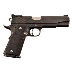 Texas Ranger Captain Jack Dean's Colt 1911 .45 ACP