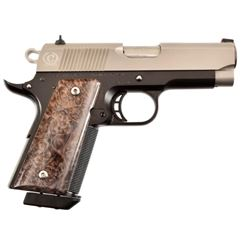 Texas Ranger Captain Jack Dean's Caspian 1911 9mm