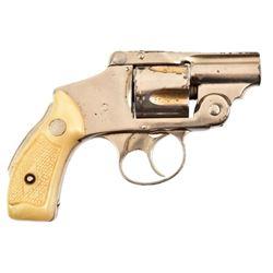 Texas Ranger Jack Dean's Cut Down S&W Revolver