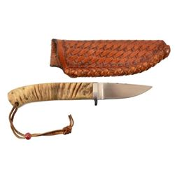 Texas Ranger Jack Dean Custom Mike Schirmer Knife