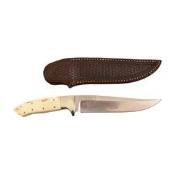Texas Ranger Jack Dean's Custom Bowie Knife