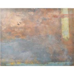 Alba De Leon Original Painting