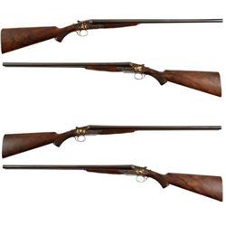 J. Purdey & Sons Matched Pair Engraved Shotguns