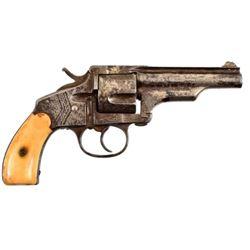 Merwin Hulbert Third Model Pocket DA .38 Revolver