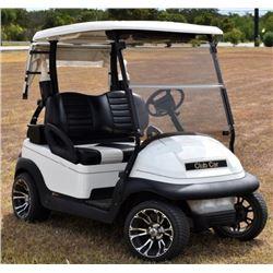 Custom Ingersoll Rand Club Car Golf Cart