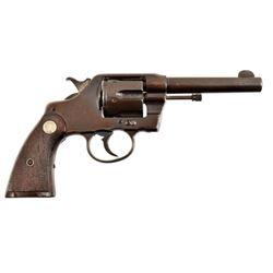 Wells Fargo & Co. Marked Colt DA .38 Revolver
