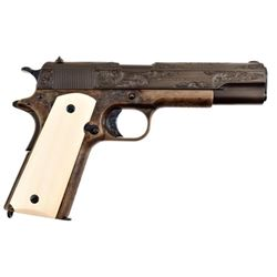 Colt 1911 Custom Engraved .45 ACP