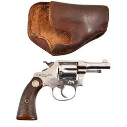 Colt Police Positive .32 Heiser Holster