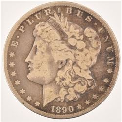 1890 Morgan Silver Dollar- Carson City