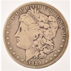 1889 Morgan Silver Dollar- Carson City