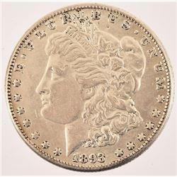 1893 Morgan Silver Dollar- San Francisco Mint