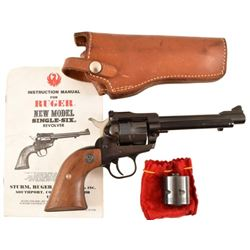 Ruger New Model Single Six .22 Revolver