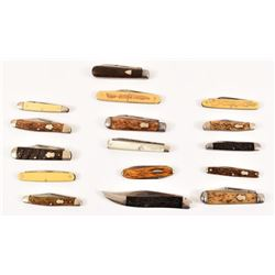 16 Remington Pocket Knives