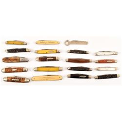19 Robeson Pocket Knives