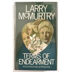 "Larry McMurtry ""Terms of Endearment"" Signed"