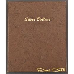 U.S. Morgan Silver Dollar Collection Book