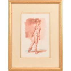 William Whitaker Original Pastel