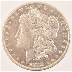 1878 Morgan Silver Dollar Carson City UF/XF