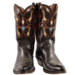 Acme Stylized Steerhead Boots